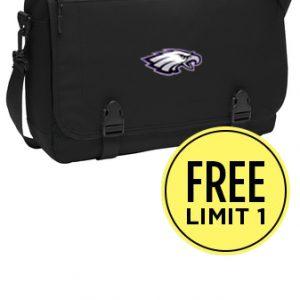 6222 Black briefcase